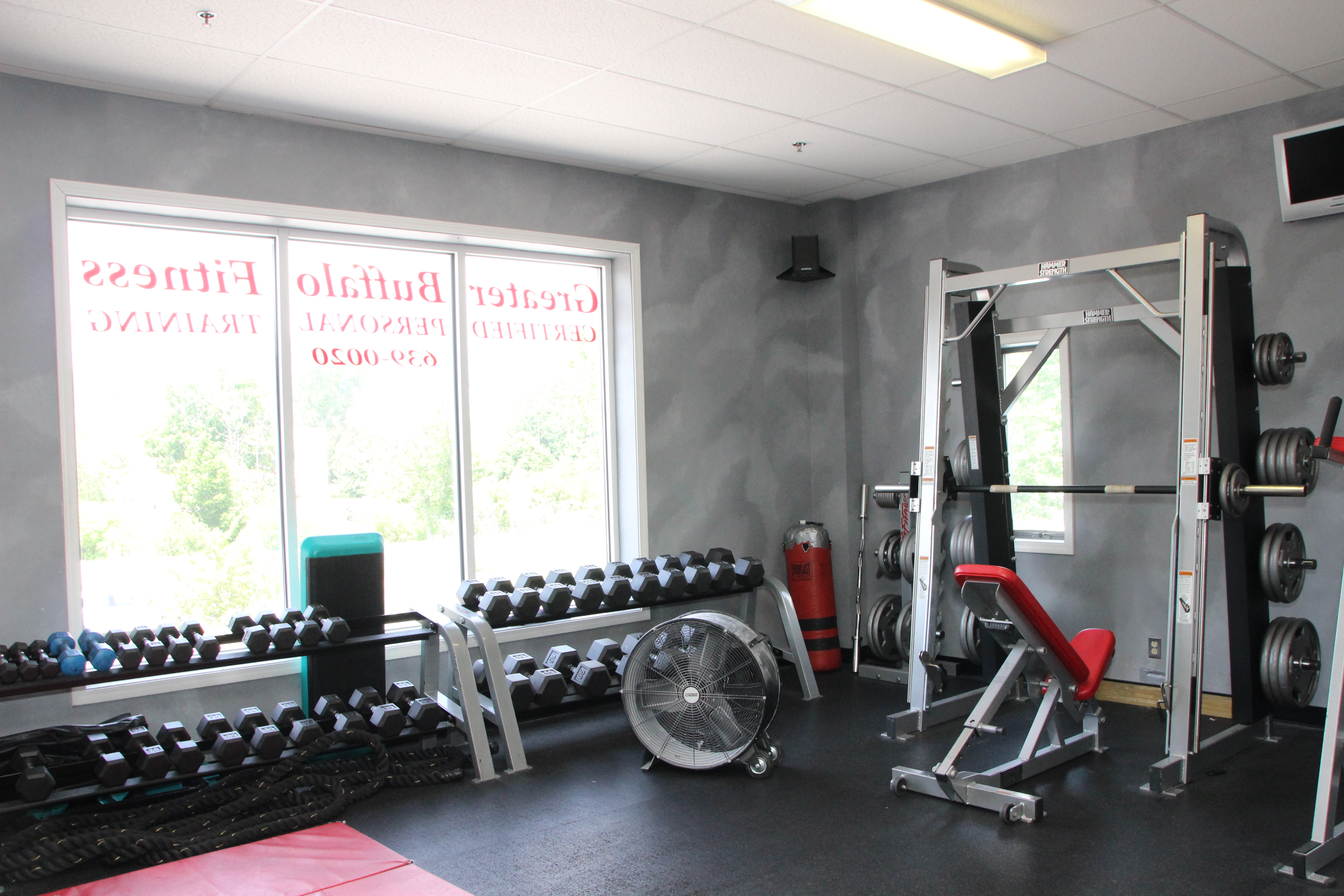 An In House Personal Trainer Will Work With You One On One Or